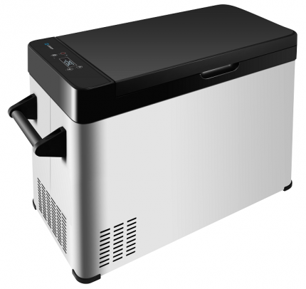 Автохолодильник LIBHOF Q-65 серый