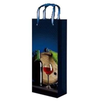 """Пакет подарочный """"Бочка вина"""" (под бутылку)"""