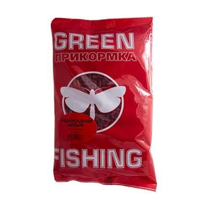 Пеллетс Green Fishing Универсал Мотыль 0,8 кг