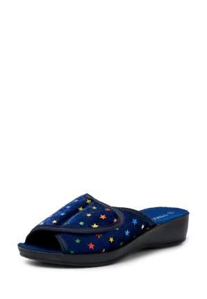 Шлепанцы женские T.Taccardi 01107380 синие 38 RU