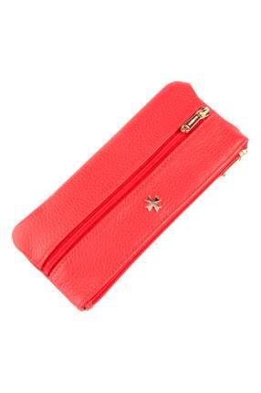 Ключница женская NARVIN 9222 красная