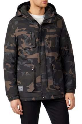 Куртка мужская Tom Farr 3041.01_W20 черная XL