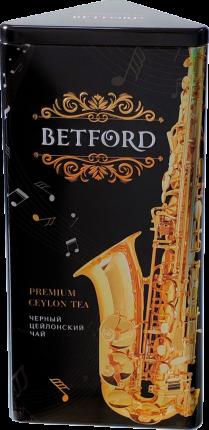 Чай черный Betford саксофон подарочный набор 300 г