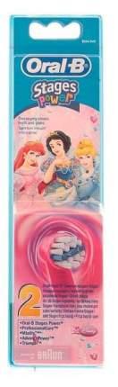 Насадка для электрической зубной щетки Oral-B EB10K Stages Kids 2 шт. Princess