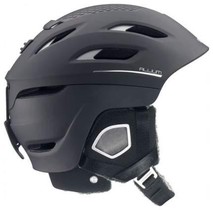 Горнолыжный шлем мужской Salomon Allium Custom Air 2019, черный, S