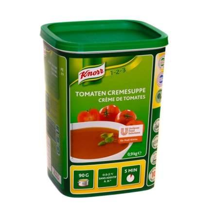 Суп-пюре Knorr томатный сухая смесь 0.9 кг