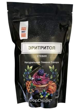 Сахарозаменитель DopDrops эритритол/стевия 1:1 750 г
