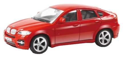 Машина металлическая RMZ City 1:43 BMW X6 т красный 444002-RD