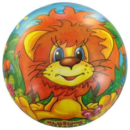 Мяч Играем Вместе львенок и черепаха  23 см полноцвет