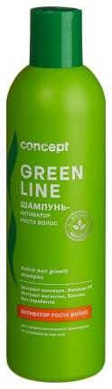 Шампунь Concept Green Line Active Hair Growth 300 мл
