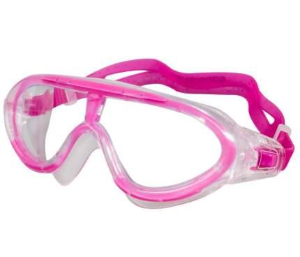Очки-полумаска для плавания Speedo Rift Junior pink/clear