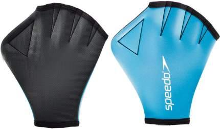 Перчатки для аквафитнеса Speedo Aqua Glove 8-06919 синие (0309) S