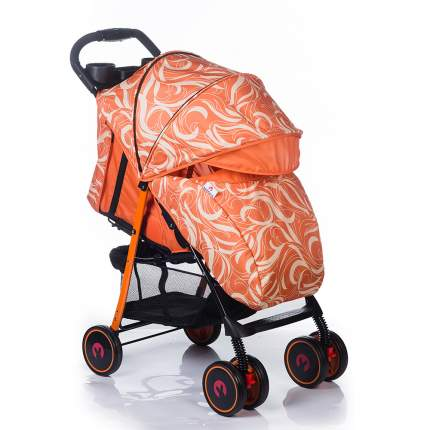Прогулочная коляска Babyhit Simpy Wavy Orange