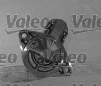 Стартер автомобильный Valeo 438178