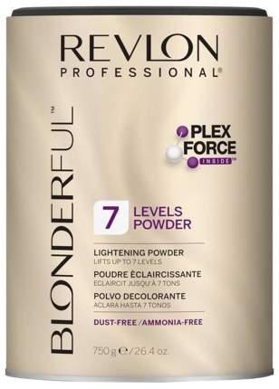 Осветлитель для волос Revlon Professional Blonderful 7 Lightening Powder Пудра 750 гр