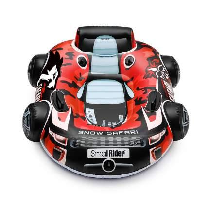 Тюбинг Small Rider Snow Safari 2 красный