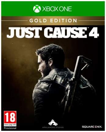 Игра для Xbox One Just Cause 4 Золотое издание