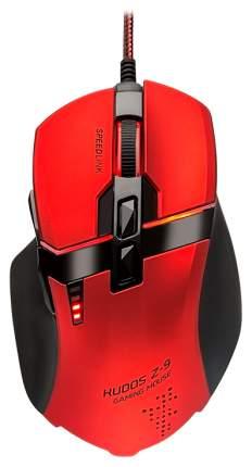 Игровая мышь SPEED-LINK Kudos Z-9 Red/Black (SL-6391-RD-01)