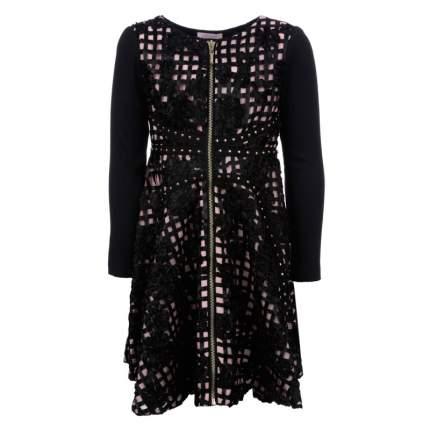 Платье Choupette Черный р.152