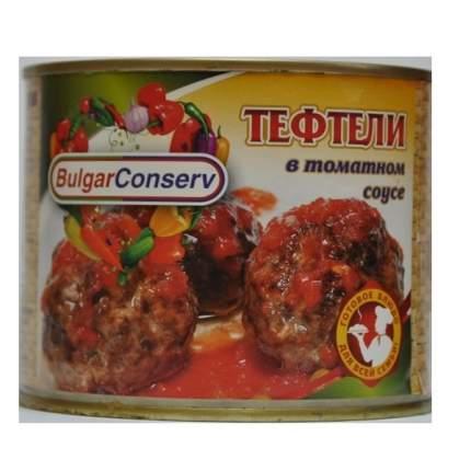 Тефтели Булгар в томатном соусе 540 г