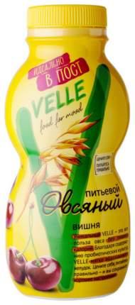 Продукт овсяный Velle питьевой ферментированный вишня 250 г
