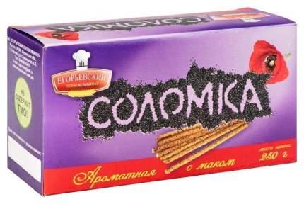 Соломка с маком Егорьевский ТК ароматная 250 г