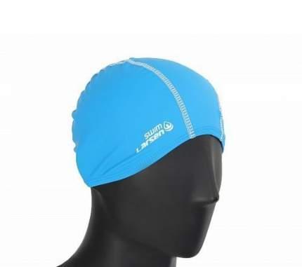 Шапочка для плавания Larsen 3059 blue/white