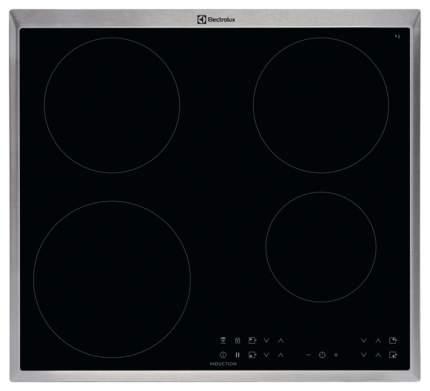 Встраиваемая варочная панель индукционная Electrolux IPE6440KX Black