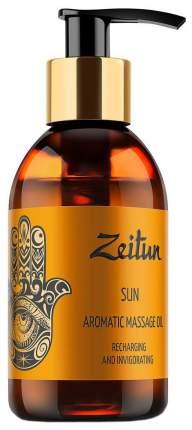 Масло для тела Zeitun Солнце 100 мл