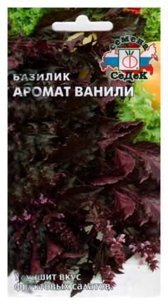 Семена Базилик Аромат Ванили, 0,1 г СеДеК