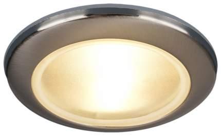 Влагозащищенный встраиваемый точечный светильник Elektrostandard 1080 MR16 CH Хром a031495