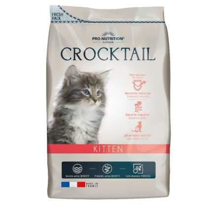 Сухой корм для котят Flatazor Crocktail Chaton, курица, утка, индейка, 8кг