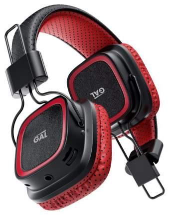 Беспроводные наушники Gal BH-2009 Black/Red