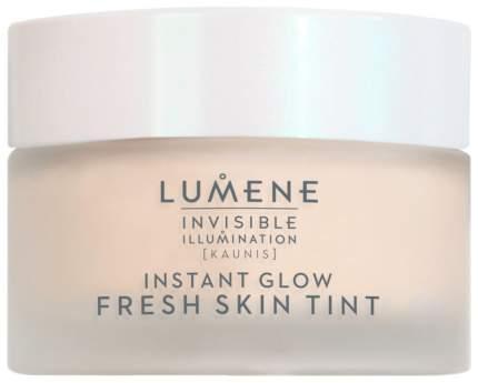 Крем для лица Lumene Invisible Illumination Instant Glow Fresh Skin Tint
