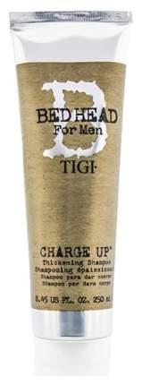 Шампунь для нормальных и тонких волос Bed head for men charge up thickening shampoo