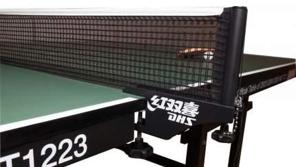 Сетка для настольного тенниса DHS P145 ITTF черная