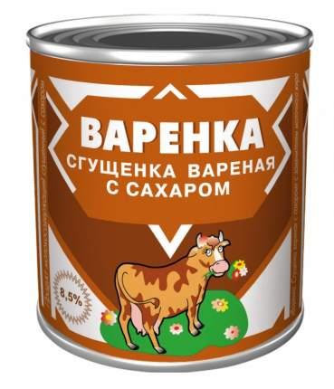 Продукт КМКК молокосодержащий сгущенный с сахаром варенка 8.5% 370 г