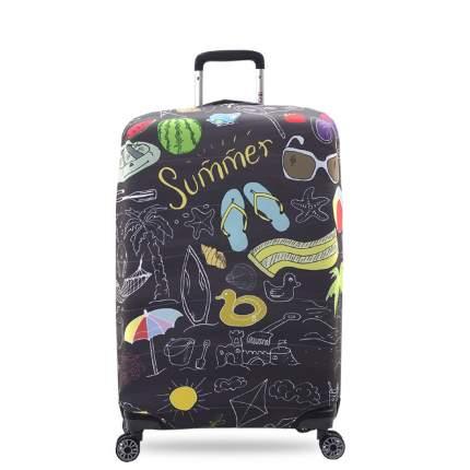 Чехол для чемодана KonAle Лето M