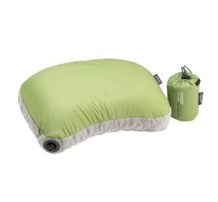 Подушка Cocoon Air Core Hood/Camp Pillow Ultralight зеленый
