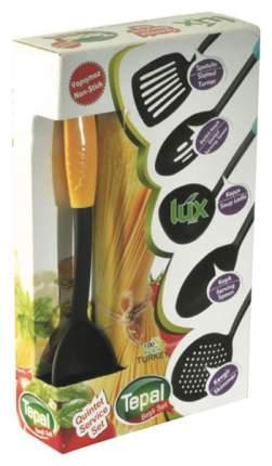 Набор кухонных принадлежностей Qlux L445 Черный, оранжевый