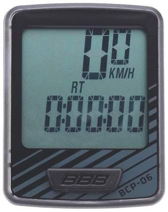 Велокомпьютер BBB BCP-06 DashBoard 7 Functions black