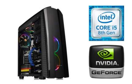Компьютер для игр TopComp PG 7631093
