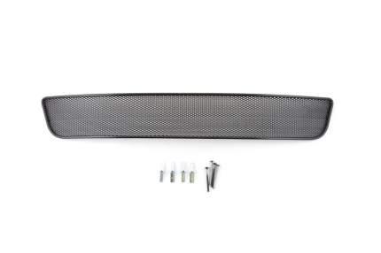 Сетка на бампер arbori внешняя arbori для Chevrolet Cobalt 2013, черная, 10 мм