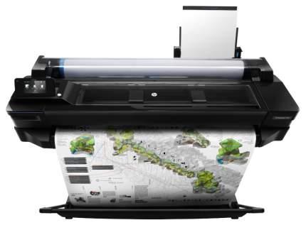 Струйный принтер HP Designjet T520 CQ893C Черный