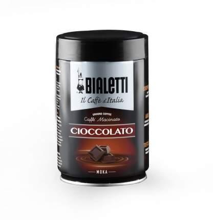 Кофе молотый Bialetti мока Cioccolato 250 г ж/б