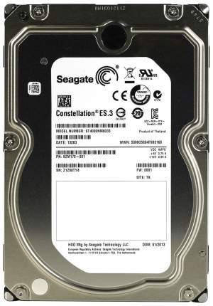 Внутренний жесткий диск Seagate Constellation ES.3 4TB (ST4000NM0033)