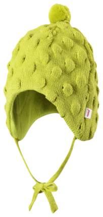 Детская шапка Reima  Зеленый р.40-42