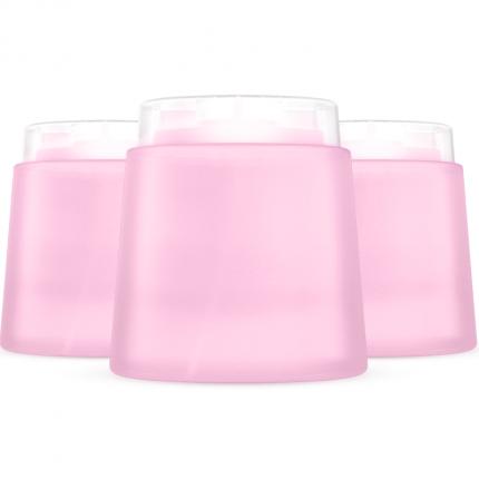 Дозатор Сменный блок (набор 3шт ) для дозатора Xiaomi Mi Auto Foaming Hand Wash Pink