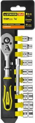 Набор инструмента Stayer 27754-H12