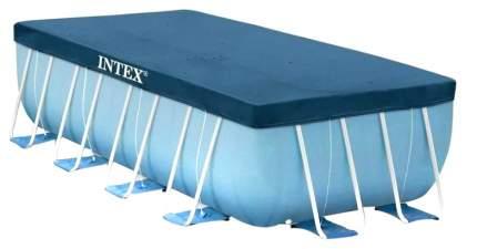Тент для бассейна Intex Rectangular Frame 28037 409 х 204 см